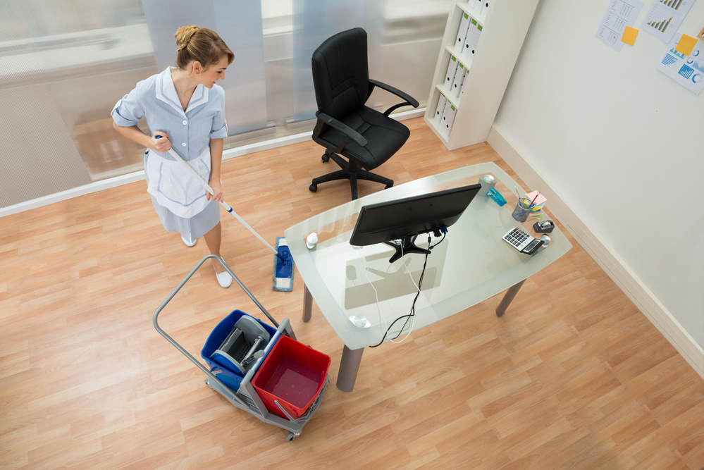servicio de limpieza de empresas en madrid